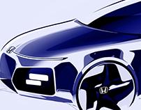 Honda Internship