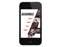 Assemble Festival Mobile Application