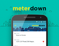 Meterdown - Uber for Indian Autorickshaws