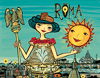 ROMA -CULTURE VISIBILI AIAP CONTEXT