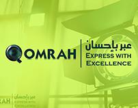 Qomrah Logo - New
