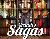 Mundo Estranho magazine - Grandes Sagas (text)