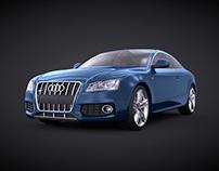 Audi S5 Render