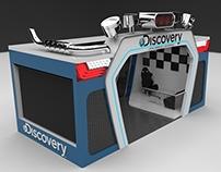 Discovery Networks - Jornadas ATVC 2014 stand