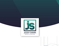 Jessy Samir Makeup Artist Logo