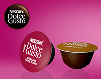 Nescafe Dolce Gusto - DOOH Transvision and DEP