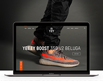 Adidas Yeezy Boost Concept
