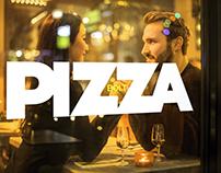Bolt Pizza / brand identity