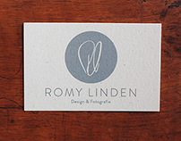 Business Card / ROMY LINDEN