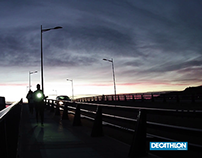 Kalenji Runlight Spot