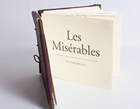 Les Miserables in Adobe Garamond