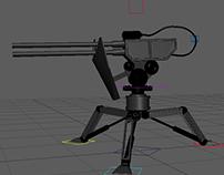 turret animations