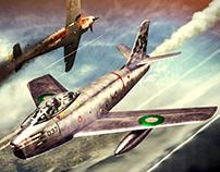 F86 Sabre Pakistan