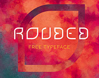 Rounded - Free Font