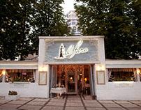 Restaurant Al Faro, Kyiv (2010)