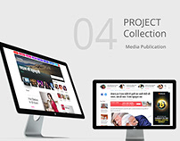 Media Project Collection- WEB