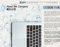 Depa Corporate Identity