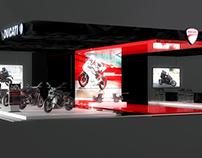 Ducati Fair Stand