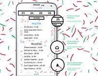 Milhões de Festa 2015 App