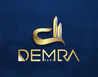 DEMRA CONSTRUCTION LOGO DESIGN