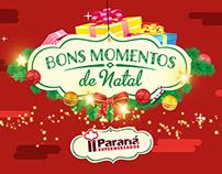 Natal 2014 - Paraná Supermercados