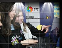 BTC in Palestine | المشروع البلجيكي