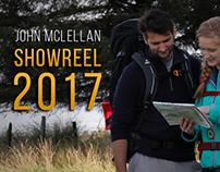 2017 Video showreel