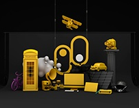 Mekanizma Production & Design Studio   Branding Project
