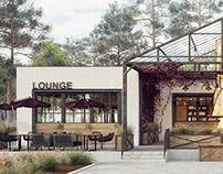Lounge-Restaurant concept