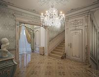 Hallway & elevator 2