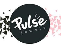 Pulse jewels - logo design