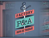 Nueva imagen de marca Ropa P&A