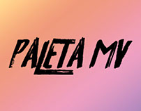 Paleta Music Video Network Identity