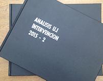 ANALISIS U.I INTERVENCION 2015-2