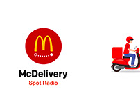 McDelivery - Spot Radio