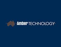 Amber Technology Horizontal Logo