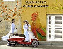 Peugeot Scooter - Xuân Hoài Cổ