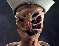 Silent Hill The Nurse