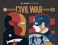 Civil War: All Roads Lead Here
