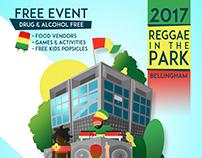 Reggae in the Park 2017