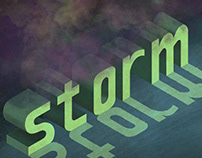 Electrical storm - animation