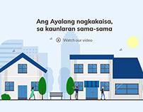 Ayala Coop Web Design