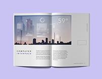 [ Glass Technology ]—Brochure Design