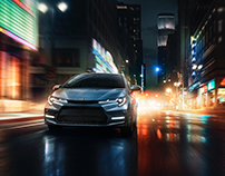 Toyota Corolla Advertising