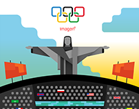 Imagen Olympic Infographics