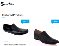 Shoes For Men Store