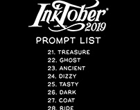 InkTober 21-30