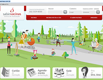 Sabin Vacinas Website