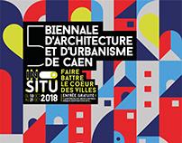 Biennale d'Architecture et d'Urbanisme - CAEN 2018