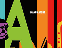 Cartel Manú Katché / 2014